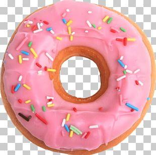 Donuts Frosting & Icing Sprinkles Glaze Google Home PNG