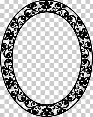 Frames Oval Computer Icons PNG