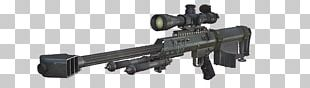 Gun Barrel Sniper: Ghost Warrior 3 Rifle PNG