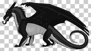 Wings Of Fire Nightwing The Dark Secret Dragon PNG