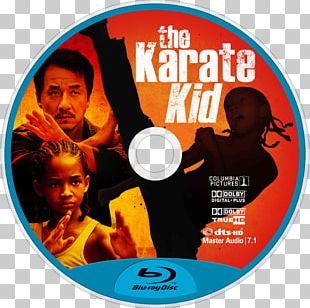 Zhenwei Wang The Karate Kid Blu-ray Disc YouTube DVD PNG