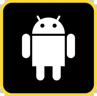 Android Logo Mobile Phone Icon PNG
