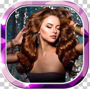 Hairstyle Beauty Parlour Long Hair Woman PNG