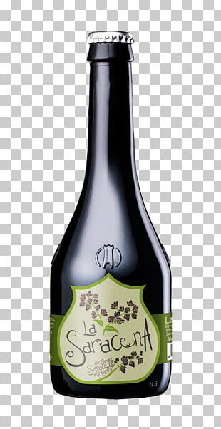 Beer Bottle Wine Malt Brewery PNG
