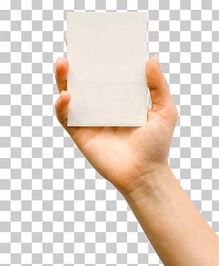 Mockup Holding Hands Business Cards Handshake PNG