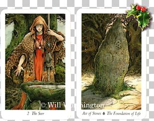 The Wildwood Tarot: Wherein Wisdom Resides Legacy Of The Divine Tarot Playing Card Three Of Swords PNG