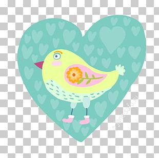 Bird Heart Computer Icons PNG