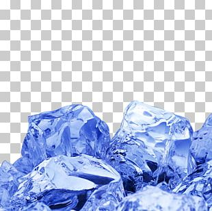 Ice Cube Ice Pack Blue Ice PNG