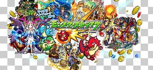Monster Strike Mixi Android Gomora PNG