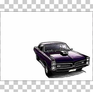 Pontiac GTO Sports Car Ford Mustang PNG