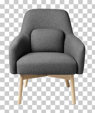 Wing Chair Couch Furniture Rocking Chairs PNG