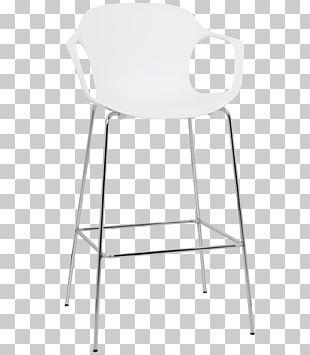 Bar Stool Model 3107 Chair Table Fritz Hansen PNG