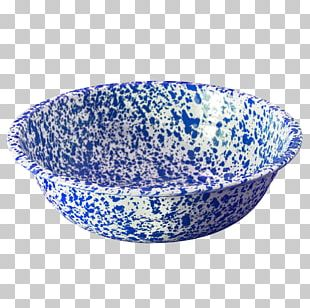 Bowl Blue And White Pottery Ceramic The Blue Marble Tableware PNG