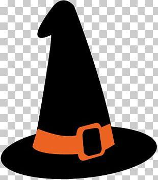Boszorkány Hat Halloween PNG