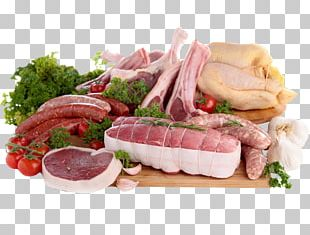 Thuringian Sausage Meat Boucherie Beef Charcuterie PNG