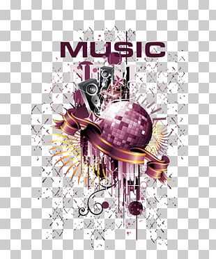 Disc Jockey Nightclub Music PNG