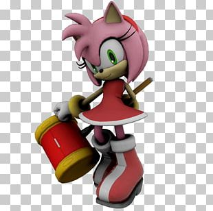 Amy Rose Mario & Sonic At The London 2012 Olympic Games Sonic Adventure Doctor Eggman Video Game PNG