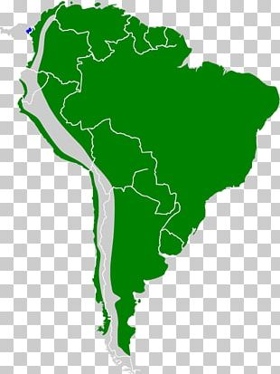 South America United States Map PNG