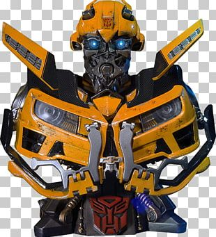 Bumblebee Prime #1 Transformers Megatron Sideshow Collectibles PNG