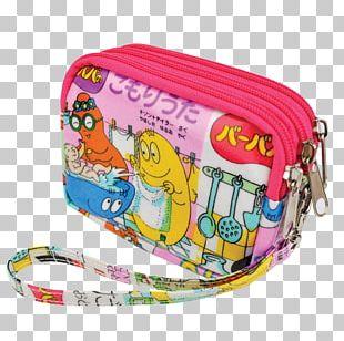 Coin Purse Handbag Pink M PNG