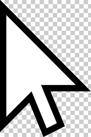 Computer Mouse Pointer PNG