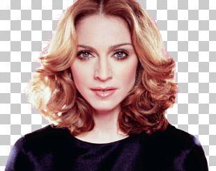 Madonna Face Close Up PNG