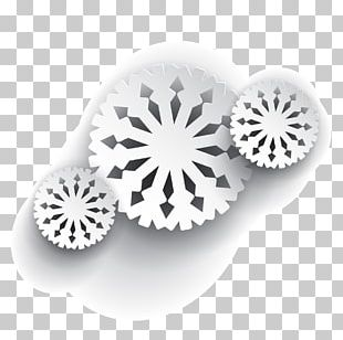 Snowflake Christmas PNG