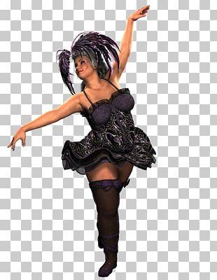 Canvas Print Ballet Dancer Art Girl PNG