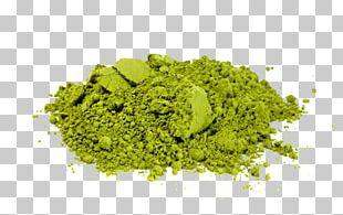 Green Tea Matcha Ice Cream Powder PNG