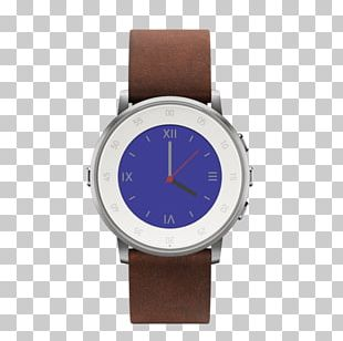 Pebble Time Round Smartwatch Amazon.com PNG