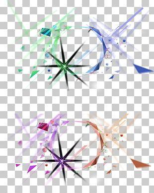 Color Splash Effect Text PNG
