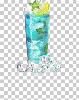 Cocktail Juice Pepsi Blue Carbonated Drink PNG
