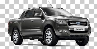 Ford Ranger Car Pickup Truck Ford Territory PNG