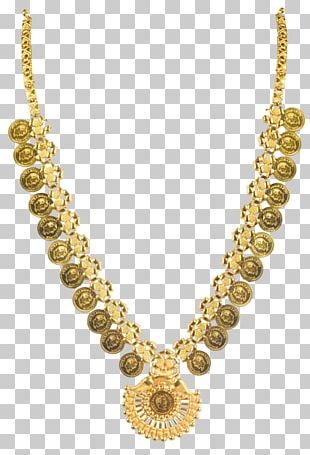 Necklace Gold Jewellery Pearl Jewelry Design PNG