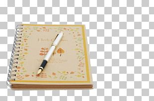 Paper Stationery Notebook Office Supplies Pen PNG