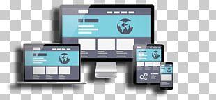 Responsive Web Design Web Development HTML PNG