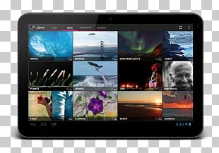 Thepix Android Handheld Devices Multimedia PNG