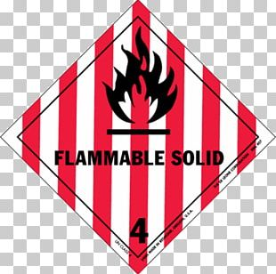 Dangerous Goods HAZMAT Class 9 Miscellaneous Label Combustibility And Flammability Transport PNG