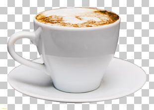 Coffee Latte Espresso Cafe Flat White PNG