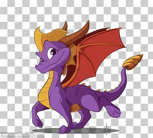 Spyro The Dragon Spyro: A Hero's Tail PlayStation Skylanders: Spyro's Adventure Spyro: Year Of The Dragon PNG