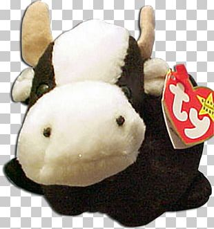 Stuffed Animals & Cuddly Toys Cattle Beanie Babies Ty Inc. Farm Animals: Dogs PNG