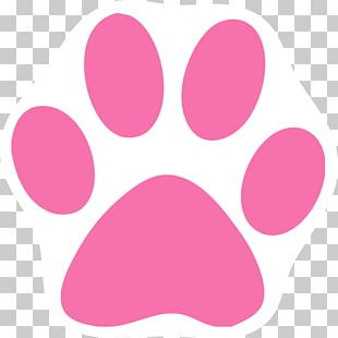 Goldendoodle Cat Paw Printing PNG