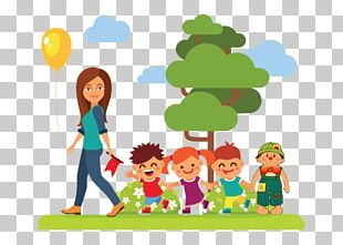 Preschool Teacher Pre-school Kindergarten Cartoon PNG