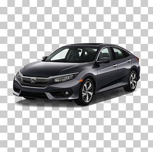 2016 Honda Civic Compact Car Honda Accord PNG