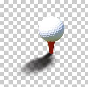Golf Ball Tee Icon PNG