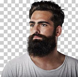 Beard Man Facial Hair Moustache PNG