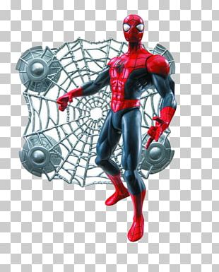 Ultimate Spider-Man Spider-Woman (Jessica Drew) Venom Iron Spider PNG