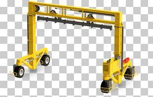Crane Toy Motor Vehicle PNG