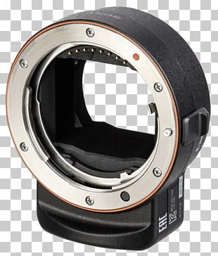 Camera Lens Canon EF Lens Mount Sony E-mount Adapter Minolta A-mount System PNG