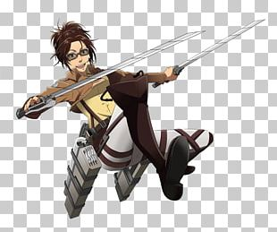 Hange Zoe Eren Yeager Mikasa Ackerman A.O.T.: Wings Of Freedom Jean Kirschtein PNG